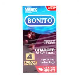 کاندوم شارژ کننده جنسی 6 عددی بونیتو