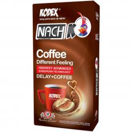 کاندوم تاخیری، خاردار و حلقوی قهوه