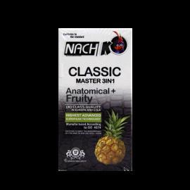 کاندوم کلاسیک میوه ای NACH Anatomical