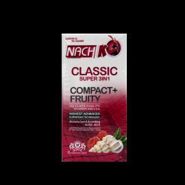 کاندوم کلاسیک میوه ای NACH COMPACT