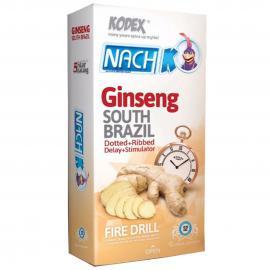 کاندوم تاخیری ناچ کدکس مدل Ginseng